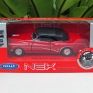 Welly NEX 1-38 (11cm) Die cast 1953 Buick Skylaark Classics Car RED