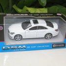 RMZ / DSM 5'' Diecast Car #48 Mercedes-Benz CLS 63 AMG (C218) (White)