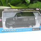 RMZ / DSM 5'' Diecast Car #50 Mercedes-Benz G63 AMG (W463) Black