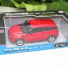 "RMZ / DSM 5"" Die cast Car # 41 Range Rover Evoque  Red 2013 (1-32)"