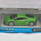 RMZ / DSM 5'' Die cast Model #47 Lamborghini Huracan LP 610-4 Green Sports Car