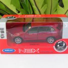 Welly NEX (11cm) 1/34-1/39 Die cast Car BMW X5 (Red)