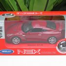 Welly NEX 1/34-1/39 (11cm) Die cast Nissan GT-R 35 Red 2009 Sport Car