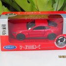 Welly NEX (11cm) 1/34-1/39 Die cast Car 2015 Ford Mustang GT (Red)