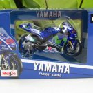Maisto 1/18 MOTO GP 2015 Yamaha YZR M1 MOVISTAR #99 Jorge Lorenzo (#31589)