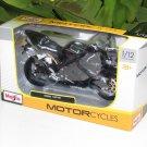 Maisto 1/12 Diecast Motorcycle 2004 Yamaha YZF R1 (Black)  Supersport Motorcycle