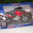 Automaxx 1/12 Diecast Motorcycle 2001 BMW F650 GS (Red)