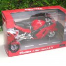 Automaxx 1/12 Die Cast Motorcycle 2002 HONDA CBR1100XX SUPER BLACKBIRD (Red)
