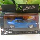 Jada 1-32 Fast & Furious Series - Brian's Nissan Skyline R34 GTR 2002 Blue
