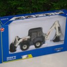 Kaidiwei (KDW) 1/50 Die cast Construction Vehicle Back Hoe Loader Gray