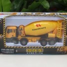 Kaidiwei (KDW) 1/50 Die cast Construction Vehicle Concrete Mixer Truck Lorry(Yellow)