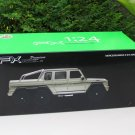 Welly 1/24 Diecast Car Mercedes Benz G 63 AMG 6x6 Black (2014)