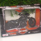 Maisto 1/12 Diecast Harley Davidson (2014) SPORTSTER 883 IRON Black BIKE