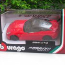 Bburago 1/43 Ferrari Diecast Car Model Ferrari 599 GTO (Red) 10cm