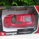 Bburago 1/43 Ferrari Diecast Car Model Ferrari F50 (Red) 10cm