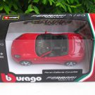 Bburago 1/43 Ferrari Diecast Car Model Ferrari California Convertible (Red) 10cm