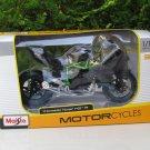 Maisto 1/12 Diecast Motorcycle KAWASAKI NINJA H2R Sportbike 2016 (BLACK)