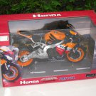 Automaxx 1/12 Diecast Motorcycle 2009 Honda CBR1000RR Repsol Rabbit Super Bike