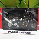 Automaxx 1/12 Diecast Motorcycle Honda CB1300SB(SUPER BOL D'OR)Black 2008