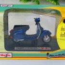 MAISTO 1/18 (1978) Vespa P150X DARK BLUE