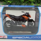 Maisto 1/18 Special Edition Diecast Motorcycle KTM 690 Duke (ORANGE) 2009