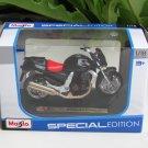 Maisto 1/18 Special Edition Diecast Motorcycle Kawasaki Z1000 BLACK 2004