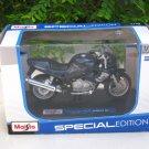 Maisto 1/18 Special Edition Diecast Motorcycle Triumph Sprint RS (DARK BLUE)