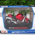 Maisto 1/18 Special Edition Diecast Motorcycle Ducati Monster 696 (Red)