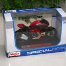 Maisto 1/18 Special Edition Diecast Motorcycle Ducati Diavel (RED) 2013