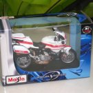 Maisto 1/18 Special Edition Diecast Motorcycle DUCATI MULTISTRADA 1000  DS Police