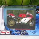 Maisto 1/18 Special Edition Diecast Motorcycle DUCATI 1098S TRICOLORE (2007-2009)