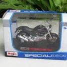 Maisto 1/18 Special Edition Diecast Motorcycle Ducati Monster Dark 2002 (Black)