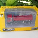 HY TRUCK 1/50 Diecast Construction Vehicle Tipper Truck RED (17cm)