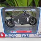 Bburago 1/18 Diecast Motorcycle Ducati Xdiavel S 2016 (Black)