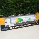 Welly 1/87 Diecast car Model  SCANIA Trucks BP OIL Tanker Trucks (19cm)