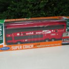 Welly 1-64 Die cast Bus Mercedes-Benz MB 0 404 DD Doppeldecker Coach Car  Red