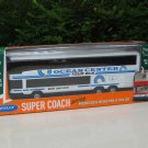 Welly 1-64 Die cast Bus Mercedes-Benz MB 0 404 DD Doppeldecker Coach Car  White