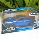 Jada Fast & Furious 1-32 Series - Brian's Nissan Skyline GTR R35 Bensopra 2012 (Blue)