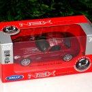 Welly NEX (11cm) 1/34-1/39 Die cast Car Mercedes Benz SLS AMG (RED)