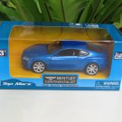 "Top Mark (5"") 1/34  Diecast  Model Car 2015  Bentley Continental GT (Blue)"