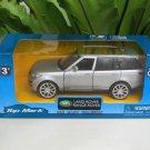 "Top Mark (5"") 1/35 Diecast Model Car LAND ROVER RANGE ROVER (Silver)"