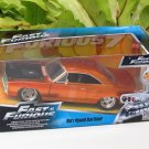 Jada 1-24 Fast & Furious Series - Dom's Plymouth Road Runner Copper 1970 Orange