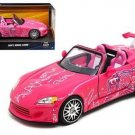 Jada 1-24 Fast & Furious Series - Suki's 2001 Honda S2000 Pink Build-Forza GTA5