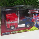 JADA 1/24 Movie Car TRANSFORMERS 1982 TRANSFORMERS G1 AUTOBOT OPTIMUS PRIME
