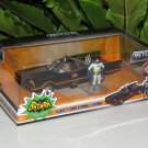 JADA 1/24 Diecast Movie Car DC Comics Batmobile & Batman Classic TV Series 1966