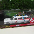 JADA 1/24 Diecast Movie Car GHOSTBUSTERS MOVIE ECTO-1 Cadillac Ambulance 1959