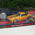 JADA 1/24 Movie Car TRANSFORMERS BUMBLEBEE 1997 CHEVROLET CHEVY CAMERO Presell