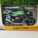 Maisto 1/12 Diecast Motorcycle Kawasaki Z900RS Cafe 2018 Green