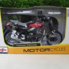 Maisto 1/12 Diecast Motorcycle Kawasaki Z900RS 2018 Black Naked Sports