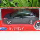 Welly 1/34-1/39 Die cast Car KIA K3 Cerato Gray (11cm)